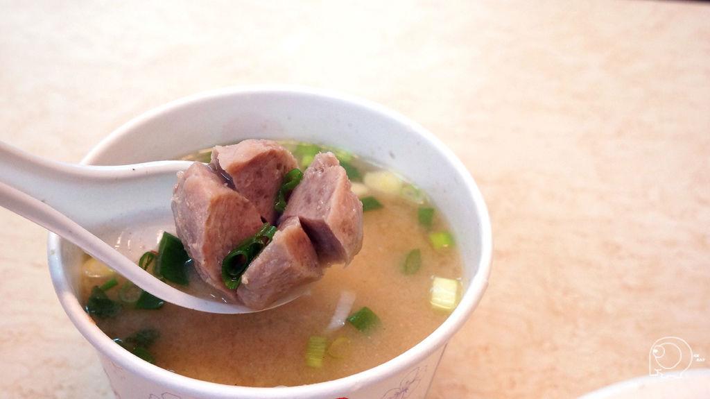 味噌貢丸湯