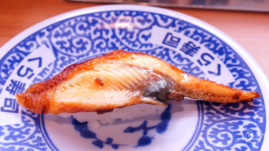 蒲燒鰻魚(一貫)