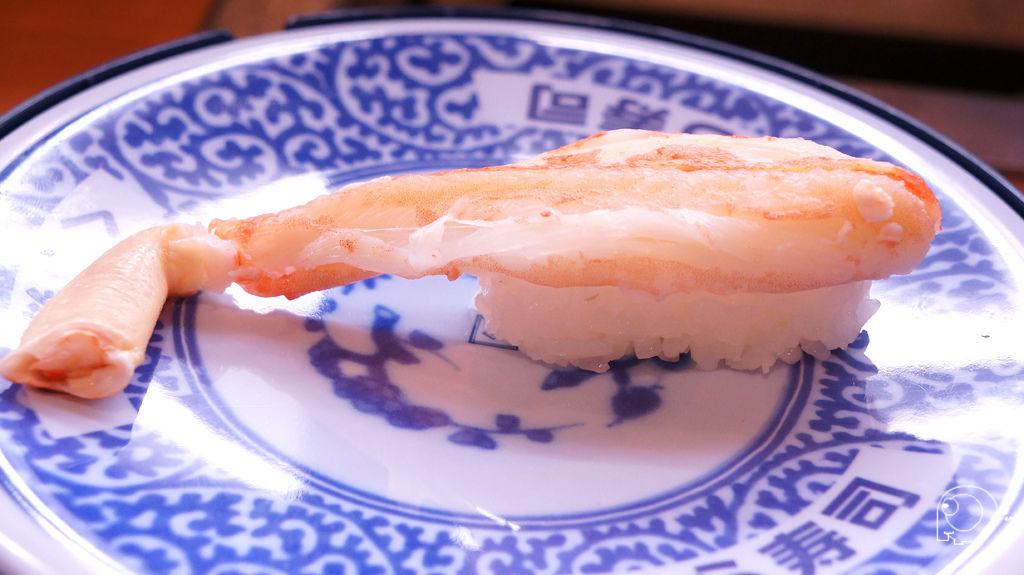 松葉蟹(一貫)