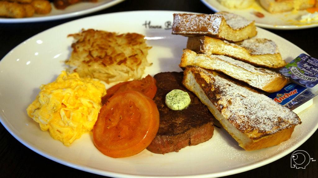 國王牛排早午餐