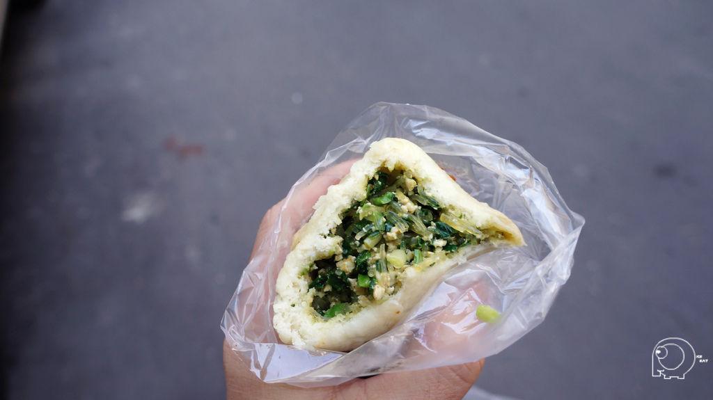 韭菜粉絲包