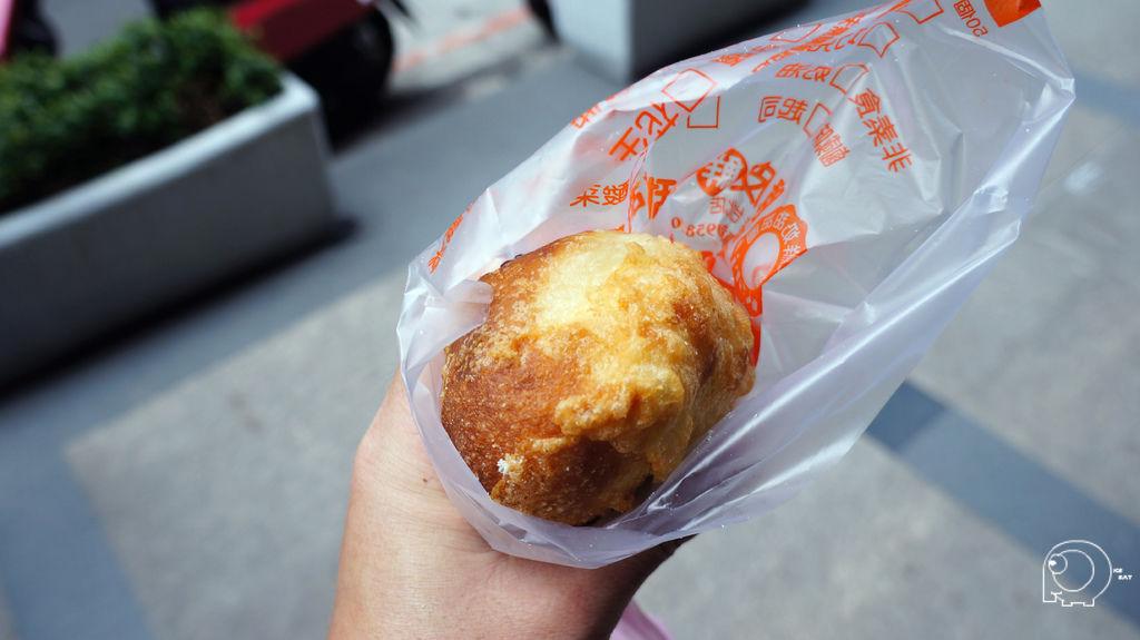 芋頭口味甜甜圈