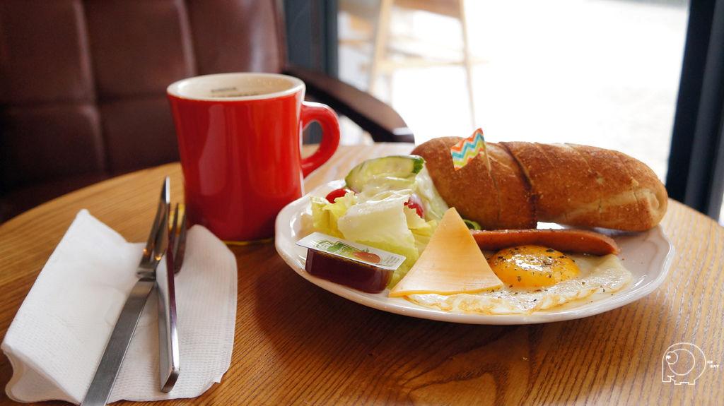 山野早午餐
