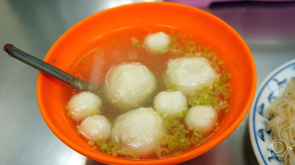 綜合魚丸湯