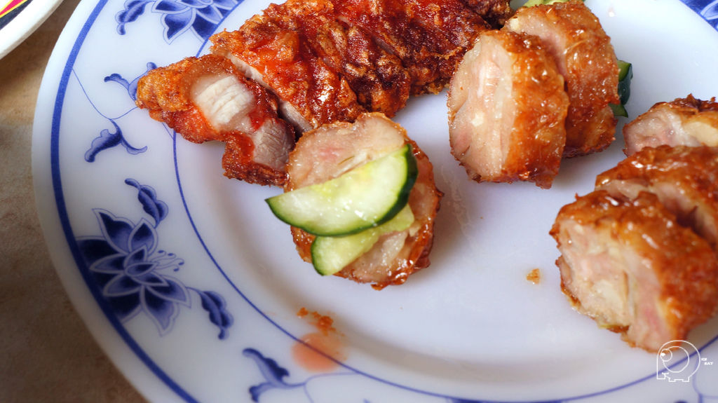 雞捲&紅燒肉