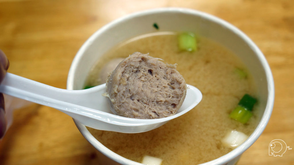 味噌加貢丸湯