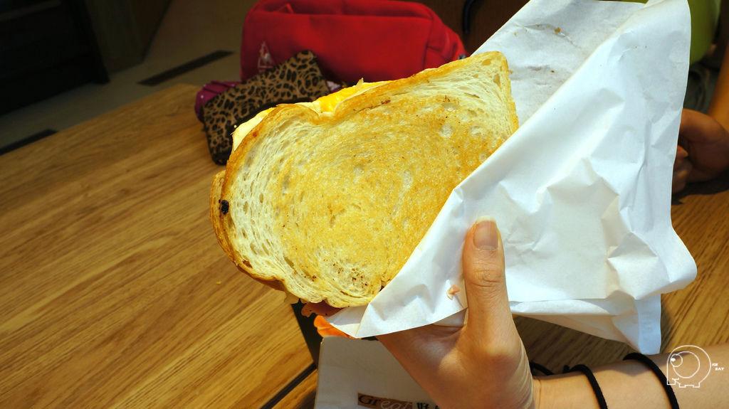 哈瓦那吐司三明治