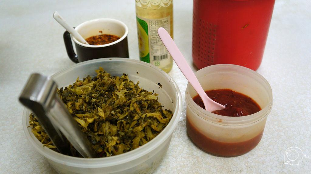 辣椒&酸菜