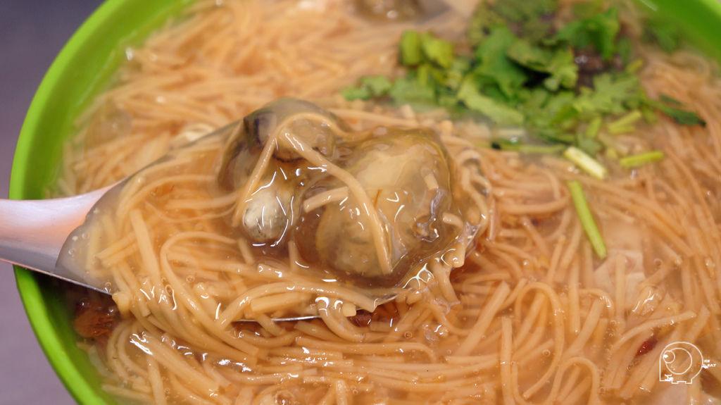 大腸蚵仔麵線