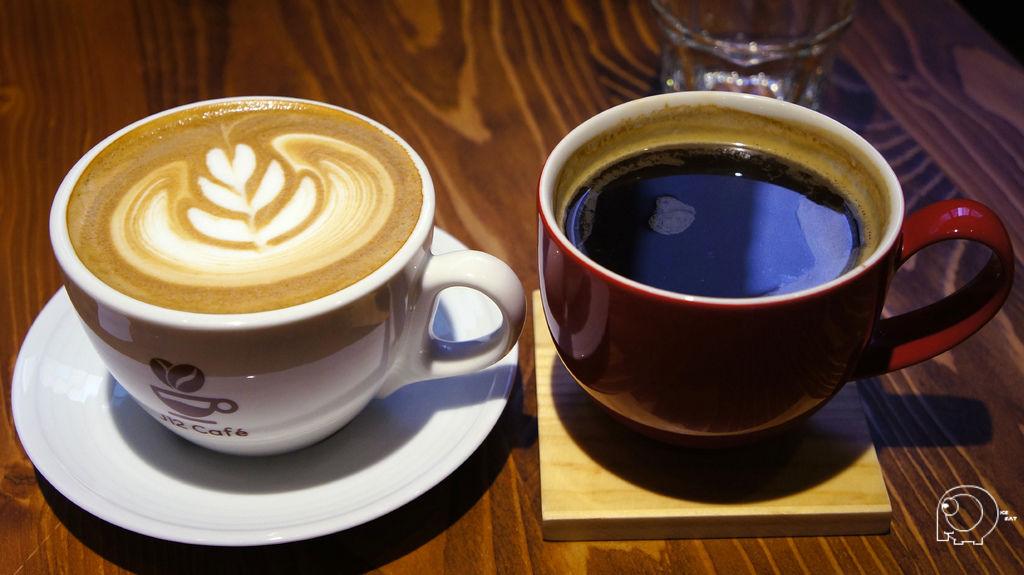 美式咖啡&拿鐵