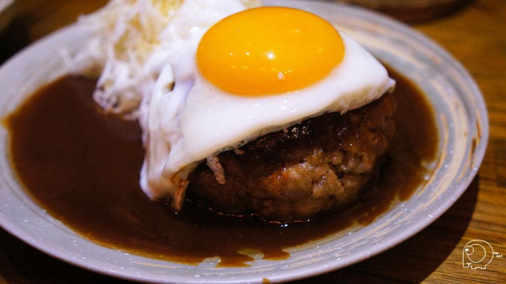 煎蛋手作漢堡肉