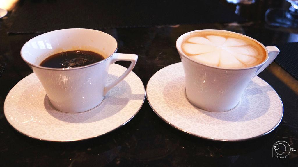咖啡&拿鐵