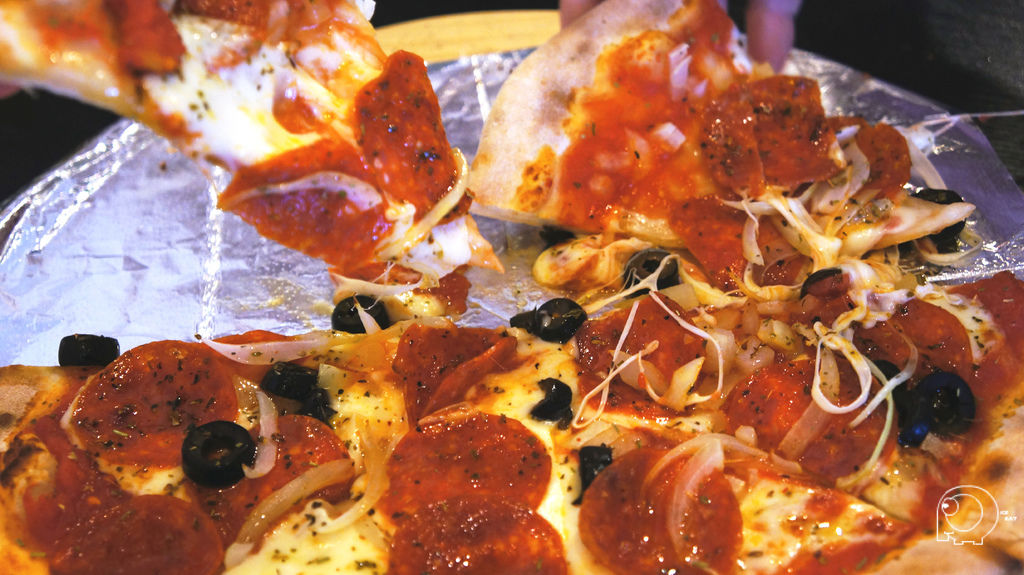 義式香腸披薩
