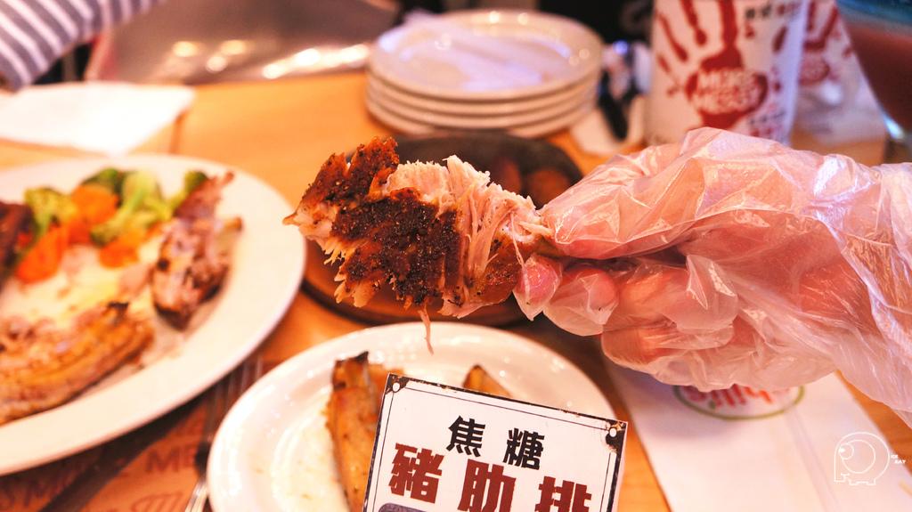 櫻桃可樂豬肋排