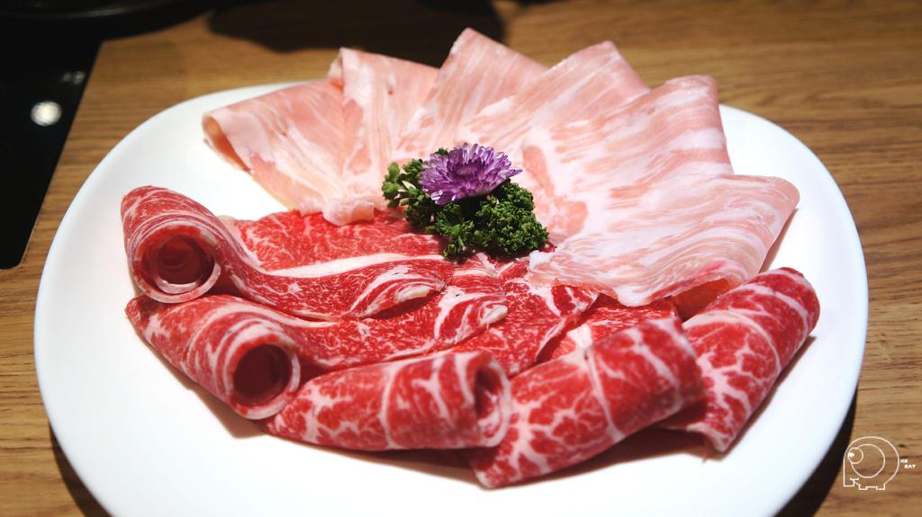 PR牛小排&豬頸肉