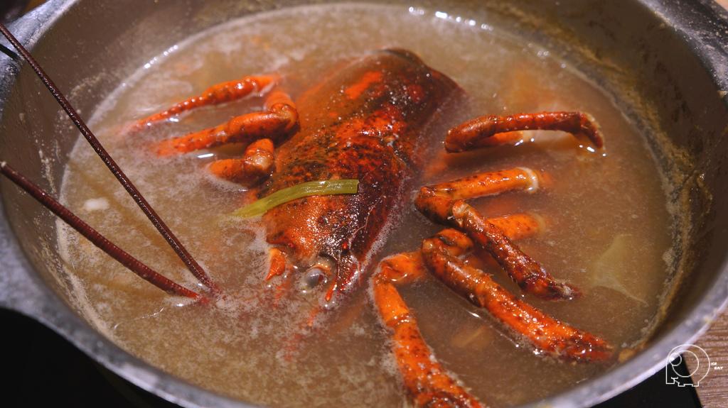 波士頓龍蝦