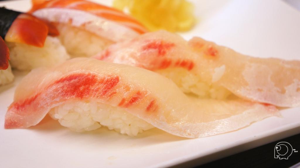 海鱺魚握壽司