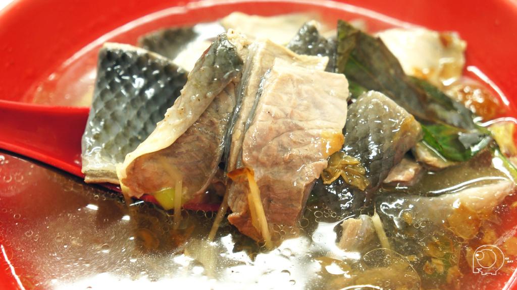 爆料海鮮粥