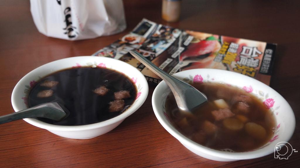 燒仙草&綜合湯
