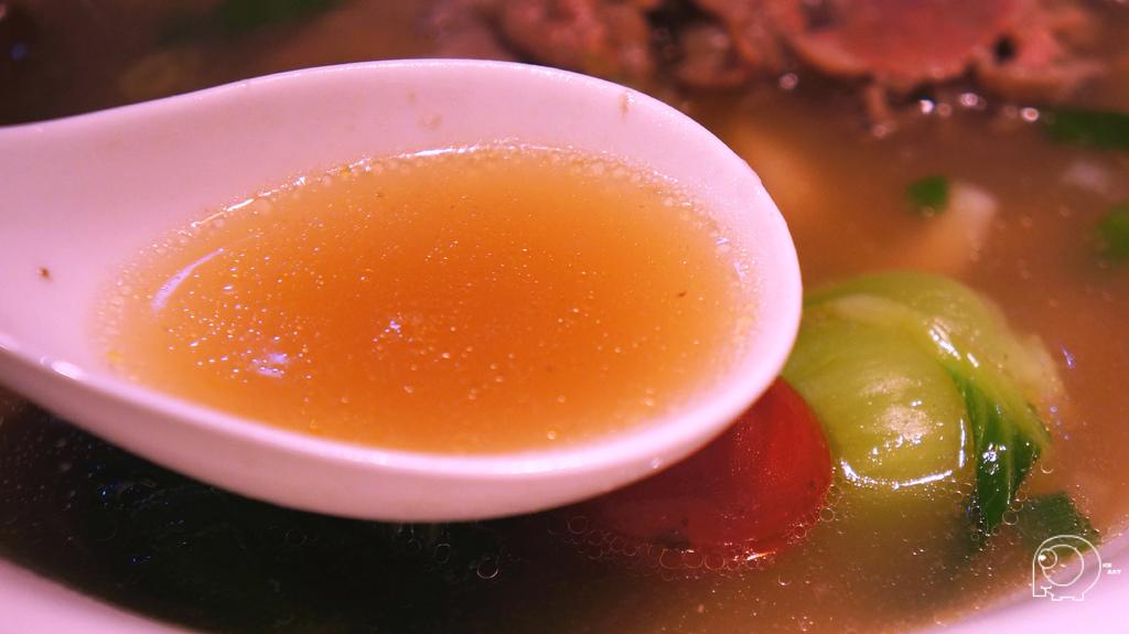 清燉霜降牛筋麵
