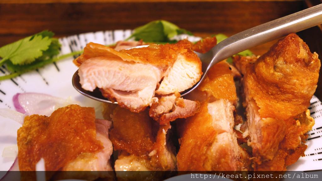 泰味脆皮雞定食