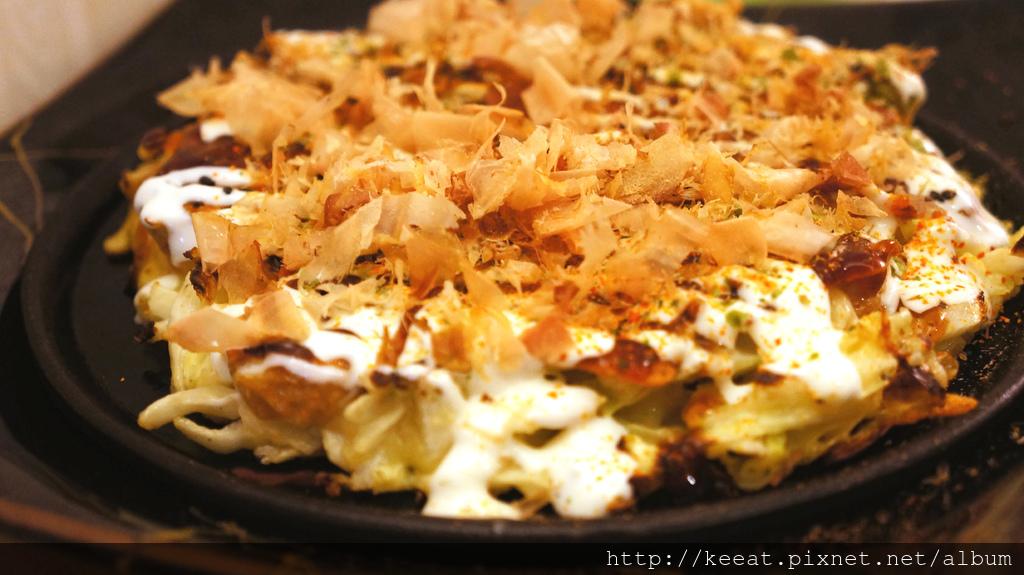 東京大阪燒海鮮口味加起司加吉古拉