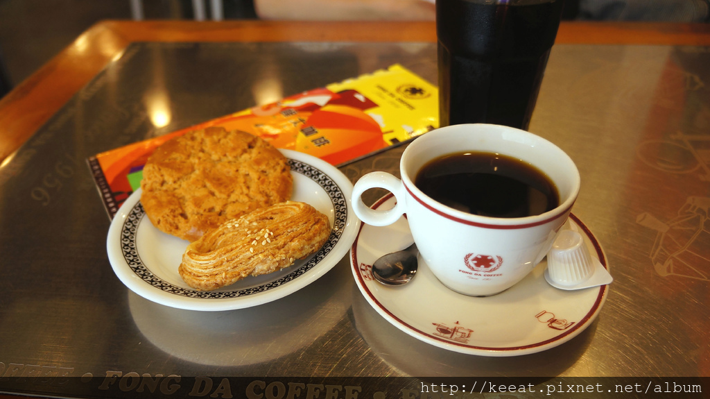 巴西山多士咖啡