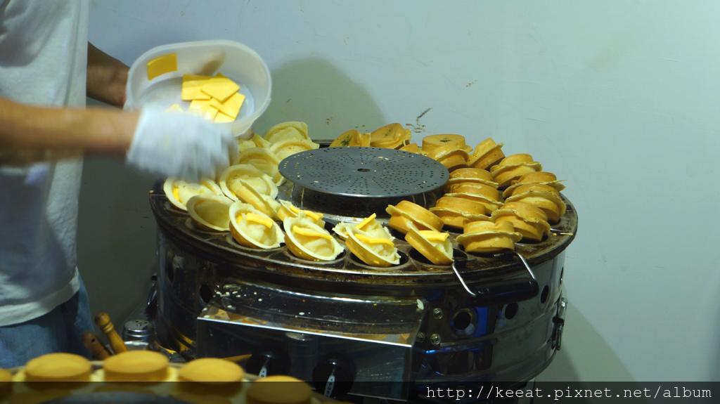 製作紅豆餅