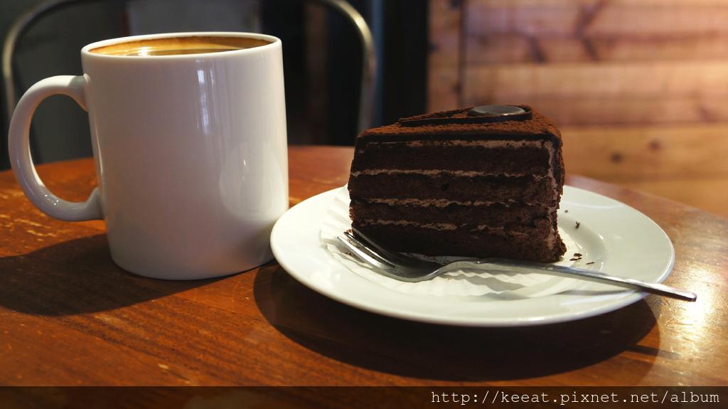 黑黑咖啡&巧克力塔