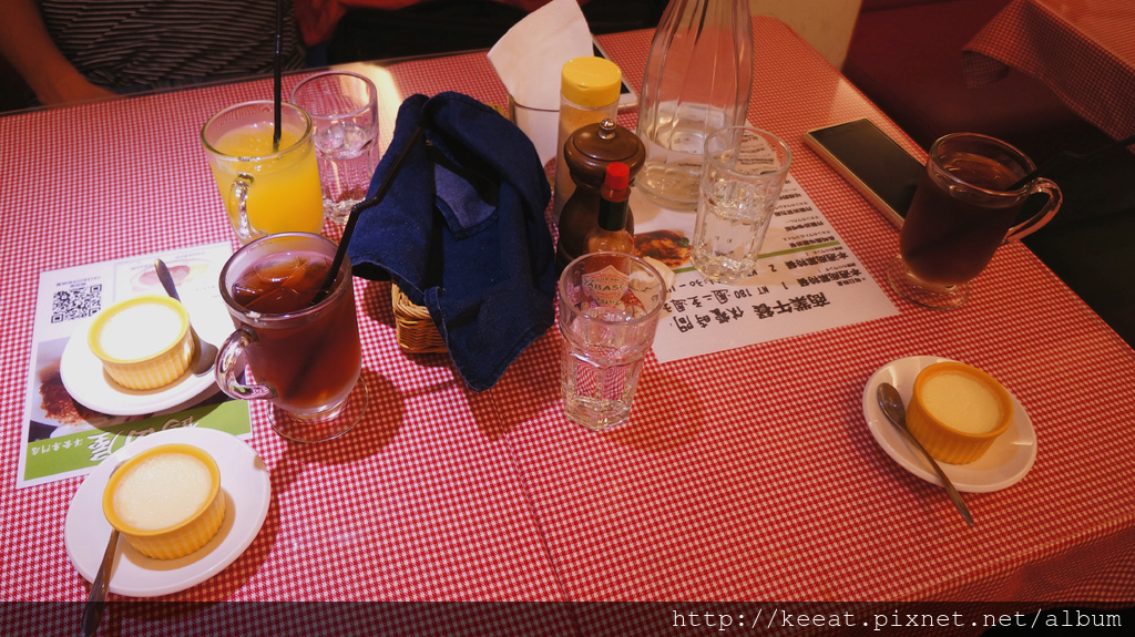 飯後點心、飲料