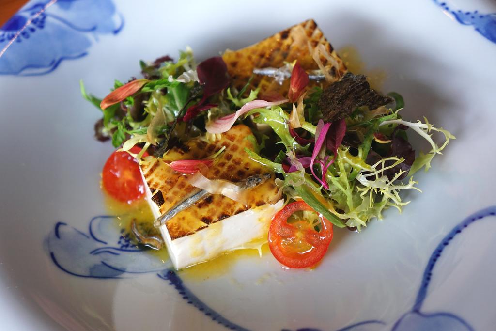 炙燒豆腐風味沙拉