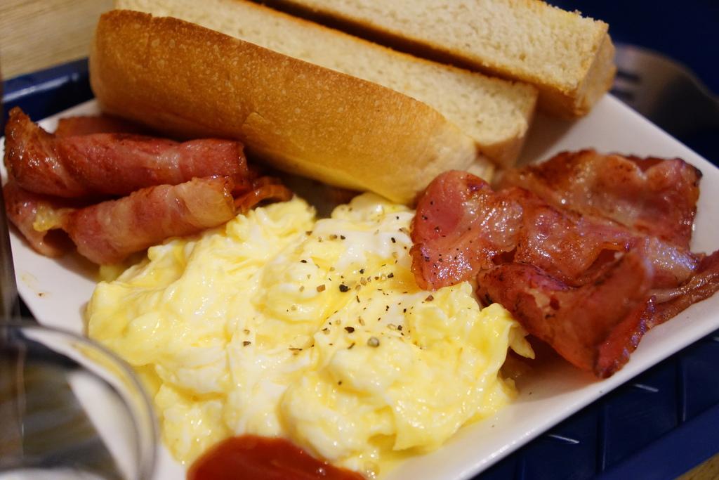 活力眼皮營養早餐D餐