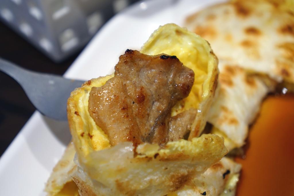 人氣肉排蛋餅
