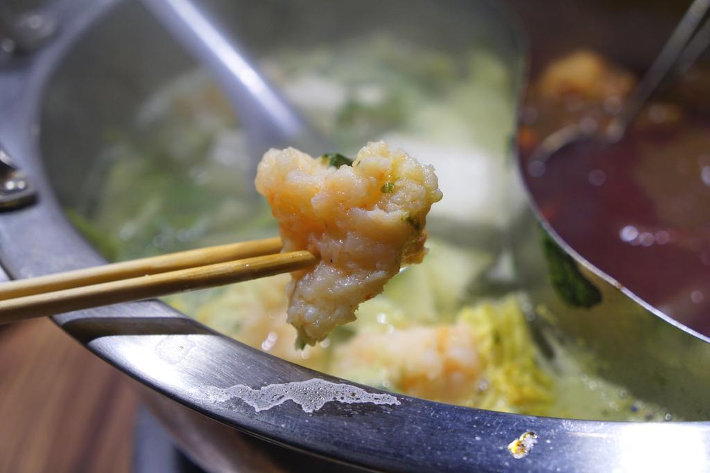 手工鮮蝦丸