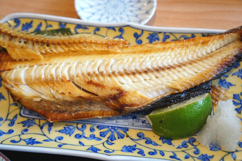 北海道花魚定食