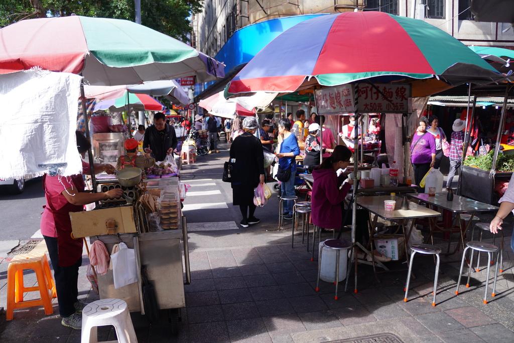 榮華街市場口