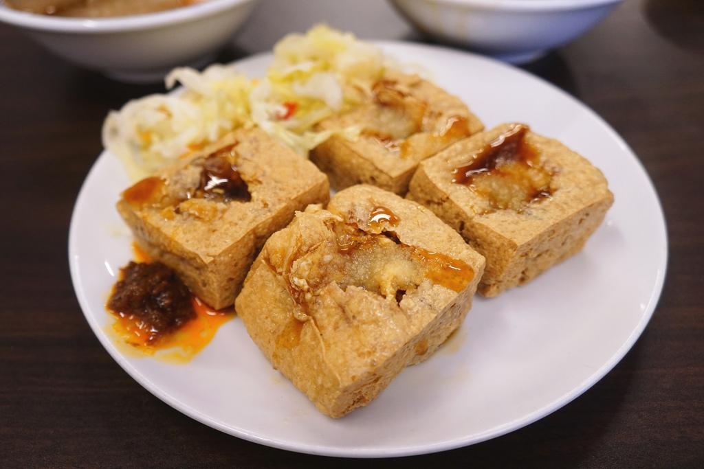 港式脆皮臭豆腐