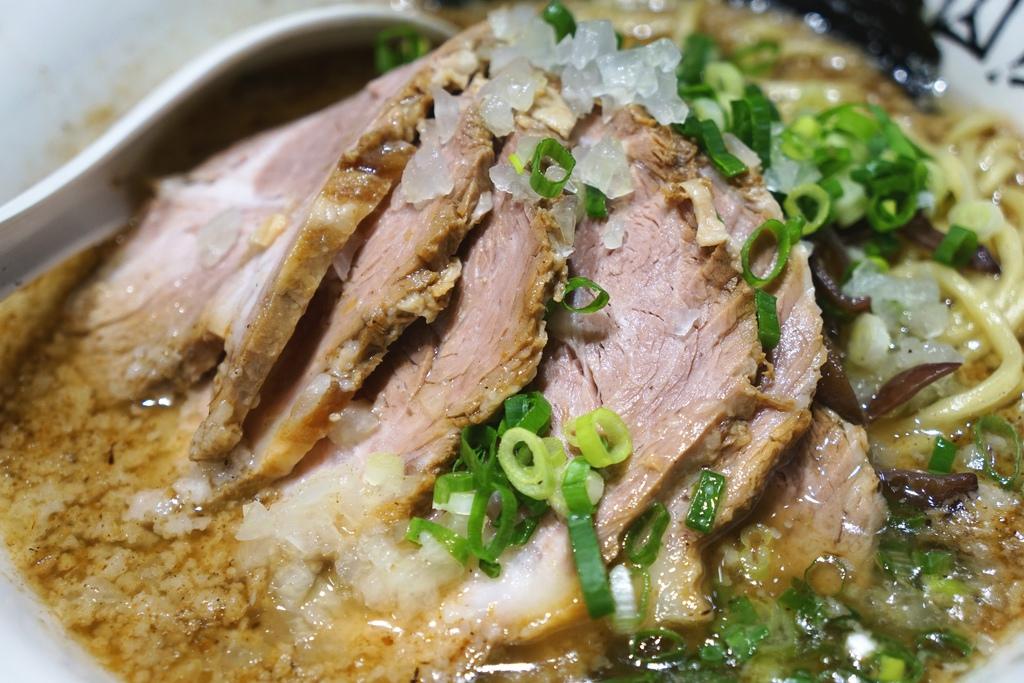 叉燒海湯拉麵