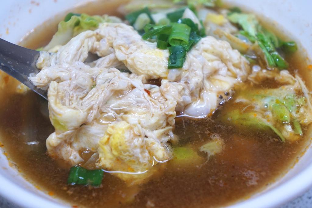 牛肉清湯+蛋花