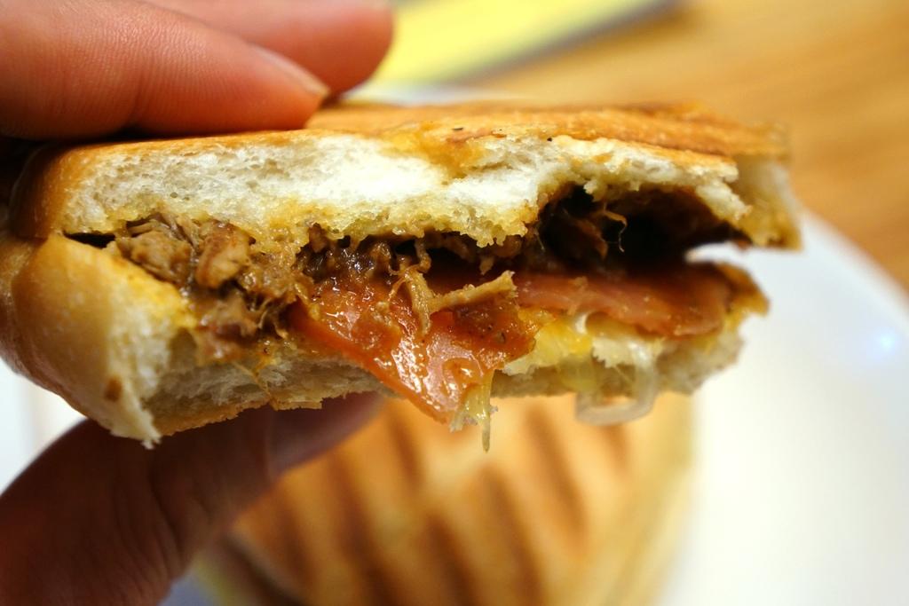 經典古巴三明治
