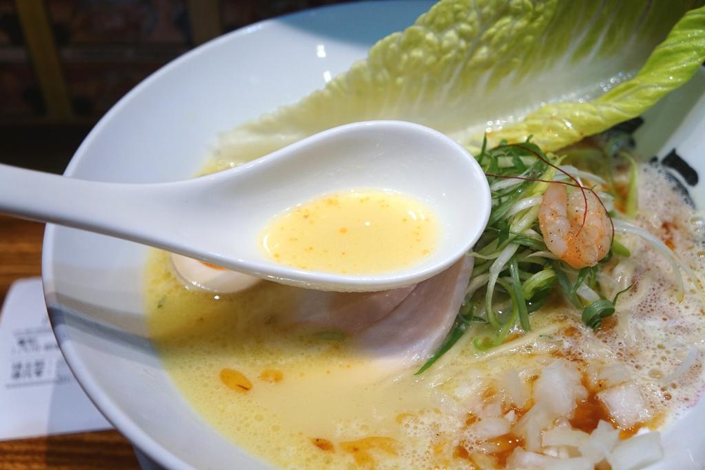 蝦醬雞白湯