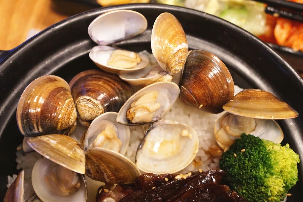 廣式腊味加蛤蜊