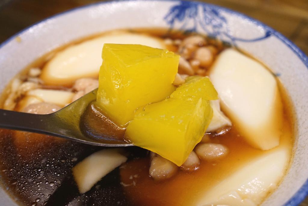 黑糖養生豆花