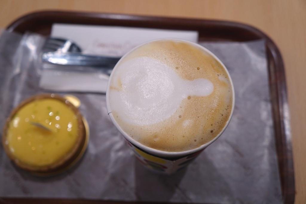 極品拿鐵咖啡