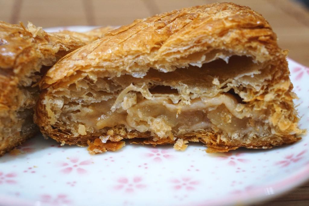法式傳統蘋果派