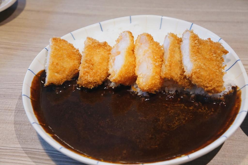 博多黑咖哩套餐