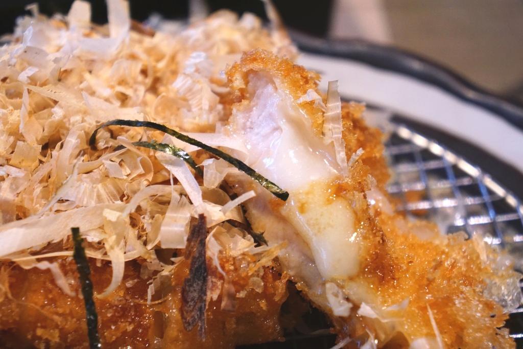 日式麻糬豬排套餐
