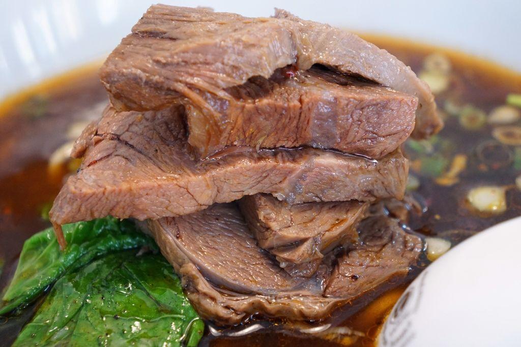 蔥燒牛肉麵