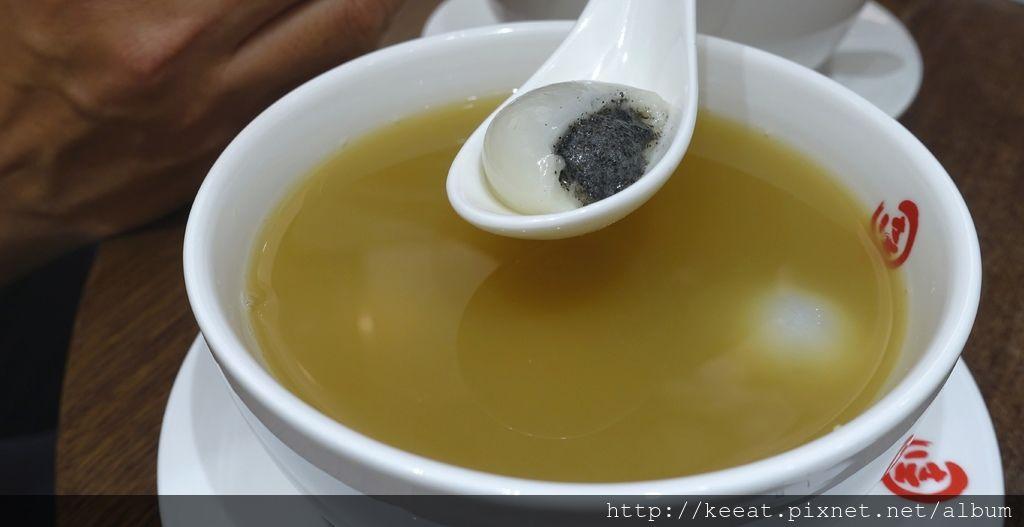 寧波薑汁湯圓