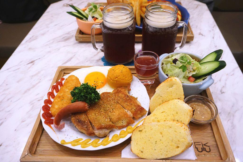 FUKU組合餐